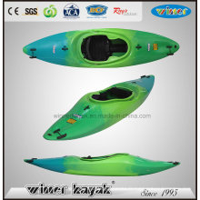 2.55 Mtrs Single Sit in Sport Kayak pour Whitewater Padding