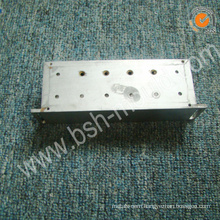 OEM with ISO9001 Hardware aluminum profile for light box