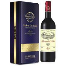 Boîte de cadeau de vin d'emballage de boîte de vin d'impression faite sur commande de luxe