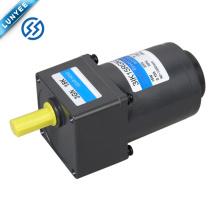 Motor de control de velocidad de CA de par elevado de baja velocidad de 6w ~ 180w