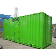 600kw Super Quiet Canopy Silent Diesel Soundproof Generator Set