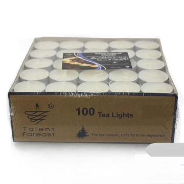 Mesin 14g menggunakan lilin Tea Light Candles