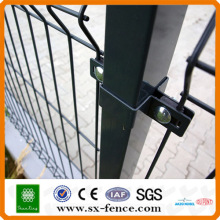 Gute Qualität Puder überzogener Sicherheits-Maschendraht-Zaun