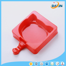 Cat Shape Food Grade Silicone Ice Cream Mould