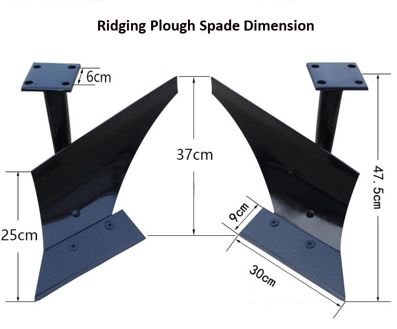 Ridge Plough Machinery