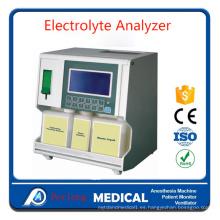 Ea1000b de analizador de electrólito médica