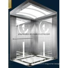 Gearless Vvvf Passenger Home Elevator (JQ-B029)