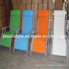 Chaise pliante en métal (XY-149 a)