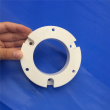 Insulation Ceramic Alumina Flange For Vacuum Environment
