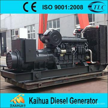 450kw gran potencia generador diesel con motor SC27G755D2