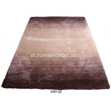 Microfiber Soft Shaggy com Blading Color