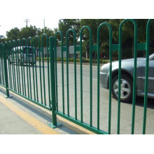 Green Wire Mesh Fence e PVC Wire Mesh Fence