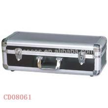 qualitativ hochwertige 50 CD Laufwerke (10mm) Aluminium CD DVD Aufbewahrungsbox Großhandel