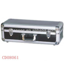 caja de almacenaje CD DVD alta calidad CD 50 discos (10mm) de aluminio por mayor