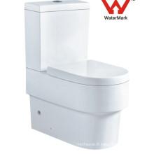 Salle de bain Toilette en céramique à deux pièces (562)