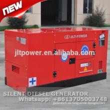 precio caliente del generador de la sola fase 380 / 220v 15kw de la venta