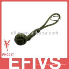 2013 550 paracord monkey fist keychain