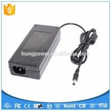 Fonte de alimentação Classe 2 Doe 6 nível vi UL CE FCC GS SAA Ctick 7A AC DC 12 volts 7 amp ac a fonte de alimentação dc