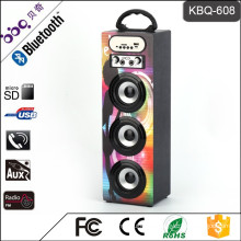 Top quality powered bluetooth tower speaker 2016