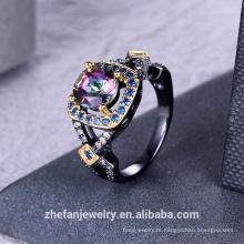 Anel de jóias mulheres anel de fabricação de jóias por atacado da china