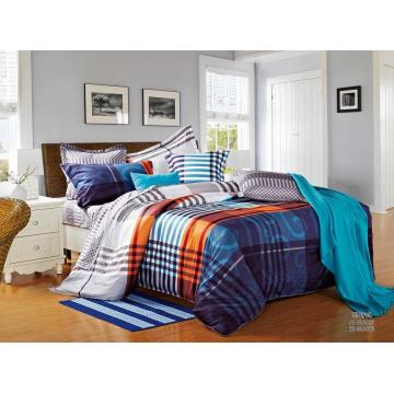 Reactive Printed Fabric Soft Feeling for Comforter Sets