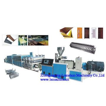 CE/SGS/ISO9001 Plastic Board Production Line