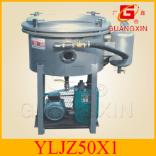 Peant Oil Filter Machine Cooking Oil Vacuum Filter (YLJZ 50-1/2)