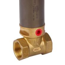 Rechtwinkliges Ventil - Durchflussrate Dn15 ~ 50mm