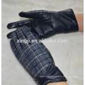 gants de cuir pour dames d'hiver