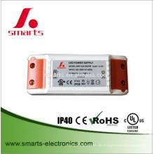 AC zu DC Stromversorgung 24W 12V 2A für LED-Streifen
