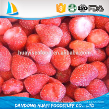 2015 top sale crop frozen iqf strawberry