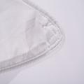 Hochwertige Gänsedaunen 50 % zu festen Kissen und weichen Kissen