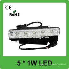 50000H Long Lifespan 12V 1W High Power LED DRL Light