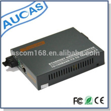 Aucas optical Media Converter 10/100/1000 LC