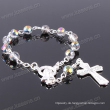 Factory Direct Multicolour 6mm Abschnitt Crystal Fashion Armband