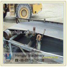 Bande transporteuse pour le concassage, matériel de déchargement de charbon