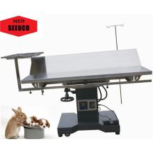 Meilleures ventes vétérinaire Animal utiliser la Table d'opération chirurgicale