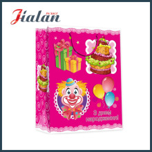 Печатная хозяйственная сумка с языком клиента и rsquor;