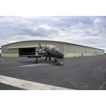Estructura de acero Prefab Hangar Warehouse (KXD-SSB1320)