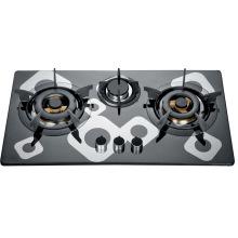 Estufa de tres quemadores incorporada (SZ-LX-248)