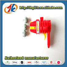 New Custom Plastic Mini Ball Launcher Gun Toy