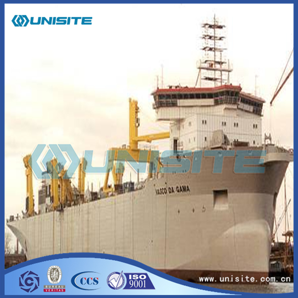 Marine Hopper Suction Dredgers