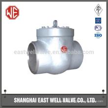 Large size non-return valve