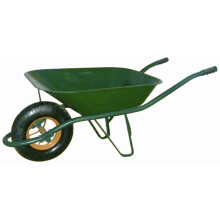 Green Wheelbarrow WB6400