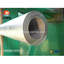 Anti Corrosion sans soudure Hastelloy C tuyau Nickel Alloy Hastelloy B-2