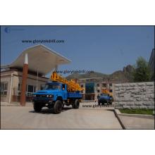 GL-IIA Truck Mounted Water Well Drilling Machine (GL-IIA)