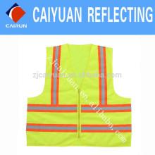 CY Mesh Warning Reflective Safety Vest Tape Jacket CR8010