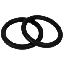 Нескользящее спортивное кольцо из АБС-пластика для тренировок в домашнем тренажерном зале