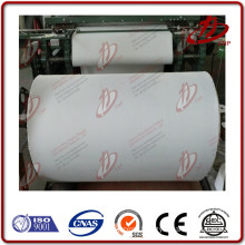 Air slide fabric for 100% filament polyester