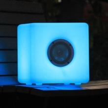 Altavoz Bluetooth con luces